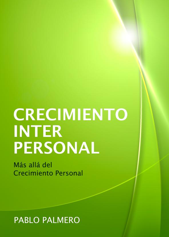 Llibres escrits per Pablo Palmero - Crecimiento Interpersonal